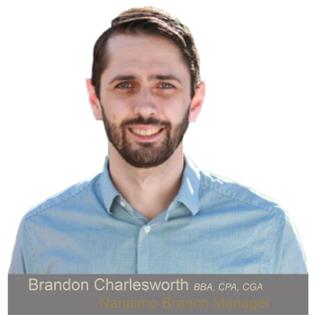 Brandon Charlesworth, Chartered Professional Accountant